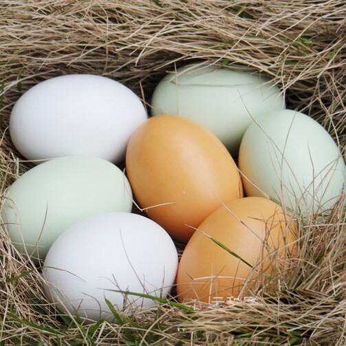 Яйцо куриное Деревенское фабрики Кукареку, С0, уп. 10 шт