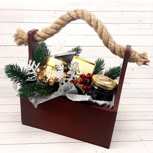 Новогодний подарок Комплимент под елкой