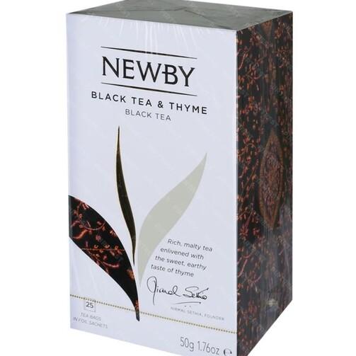 Чай Английский завтрак Ньюби