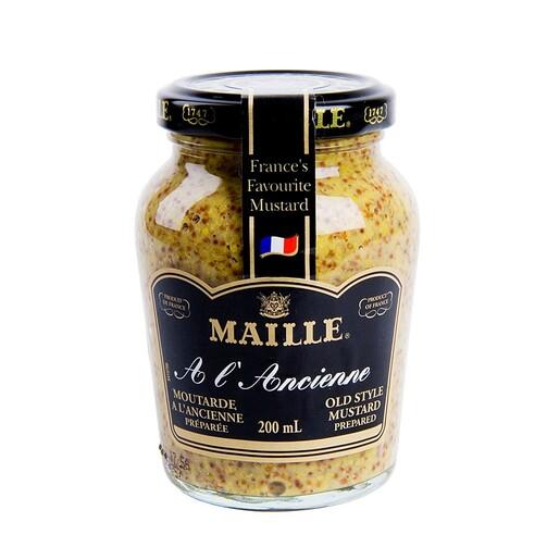 Горчица Maille Традиционная  (арт. МБФ-5301)