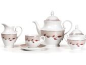 Посуда, столовые сервизы, чайные сервизы, кофейные сервизы, Лиможский фарфор, посуда из меди, посуда из оливы