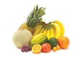 Овощи, зелень и фрукты