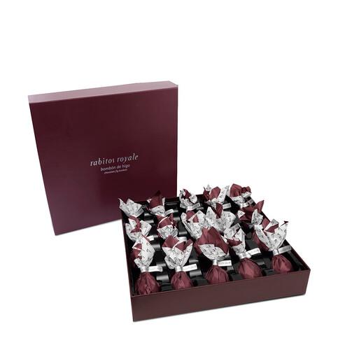 Инжир в шоколаде Rabitos Royale 16 конфет
