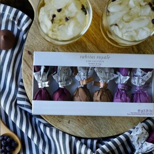 Инжир в шоколаде Rabitos Royale Collection  (арт. 9)