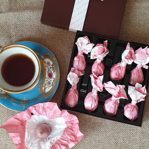 Инжир в шоколаде Ruby