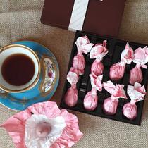 Инжир в рубиновом шоколаде Ruby