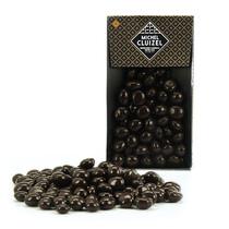 Кофейное зерно в темном шоколаде