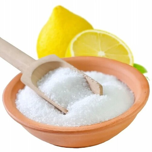 Лимонная кислота 1000 гр  (арт. ФУМ-4542)