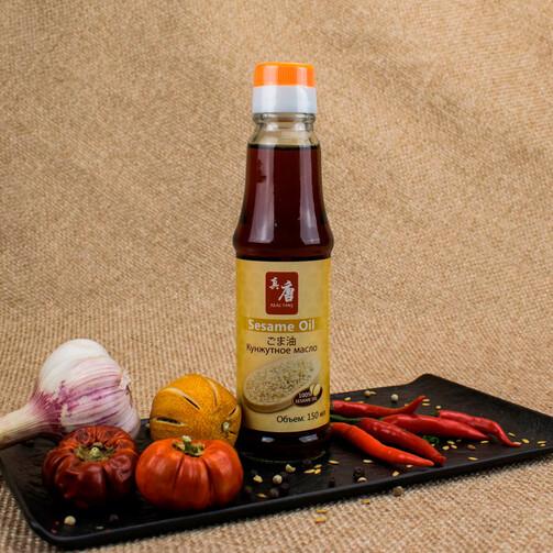 Масло Кунжутное Sesame Oil