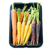 Мини морковь Радуга