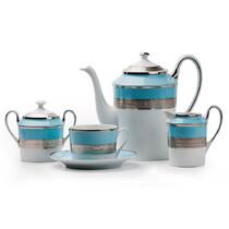 Чайный сервиз Monaco Turquoise