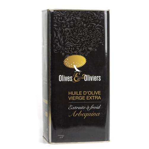 Оливковое масло E.V, жестяная банка, 5 литров