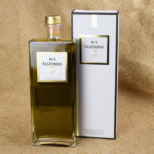 Оливковое масло Elizondo Extra Virgin Premium №3 Picual Extra Virgin, 500 мл