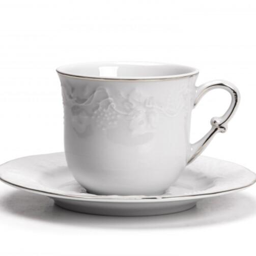 Чайная пара 200 мл 6 шт