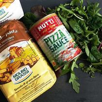 Соус для пиццы с базиликом