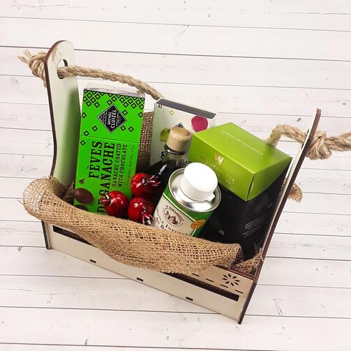Подарочный продуктовый набор Nature for you