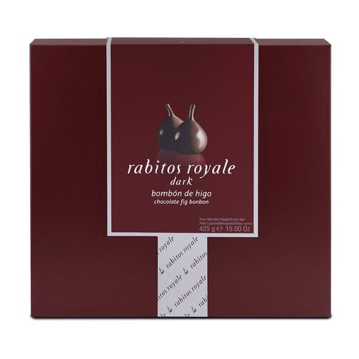 Инжир в темном шоколаде Rabitos Royale