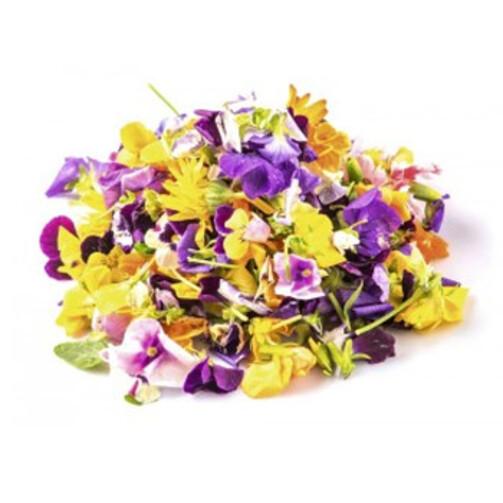Съедобные цветы  (арт. ОС166)