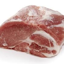Свинина шейка свежемороженная