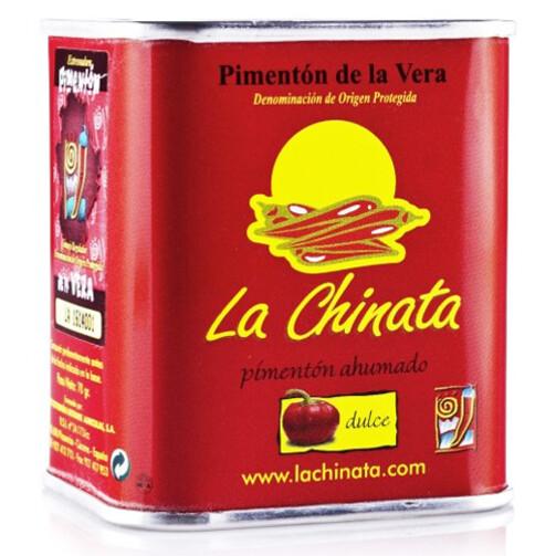 Сладкая копченая паприка La Chinata Пряная