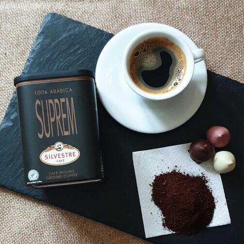 Кофе молотый SUPREM