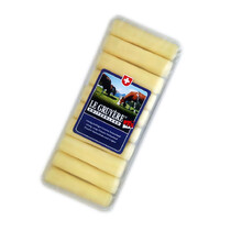 Сыр Грюйер АОС рулетики 100гр