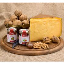 Сыр коровий с медом