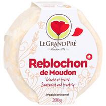 Сыр Реблошон де Мудон с белой плесенью