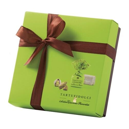 Трюфель фисташковый в подарочной коробке