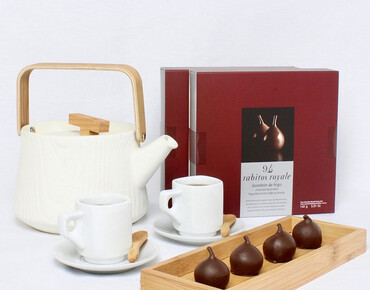 Инжир в шоколаде Rabitos Royale!
