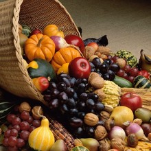 Свежие фрукты, овощи и зелень!